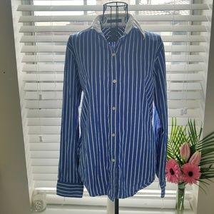 Ralph Lauren Long Sleeved Button Down Blouse
